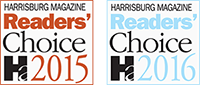 Harrisburg Magazine Readers' Choice Best Divorce Attorney: John F. King Law