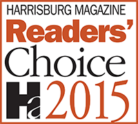 Harrisburg Magazine 2015 Readers' Choice Divorce Attorney