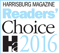 Harrisburg Magazine 2016 Readers' Choice Divorce Attorney & Family Law Attorney